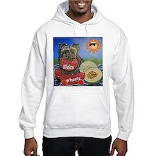 Melon Wheels Hoodie