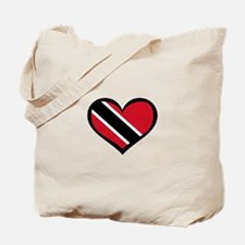 Trinidad Love Tote Bag