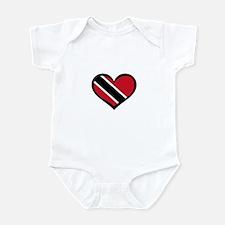 Trinidad Love Infant Bodysuit