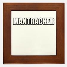 Mantracker Framed Tile