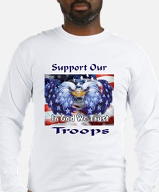 Cool Troops Long Sleeve T-Shirt