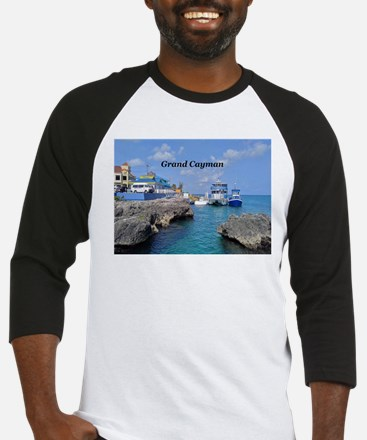 Grand Cayman Baseball Jersey