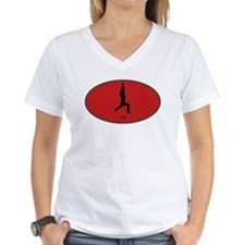 Yoga (euro-red) Shirt