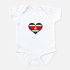 Surinamese Love Infant Bodysuit
