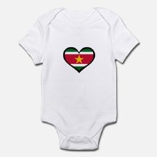 Surinamese Love Onesie