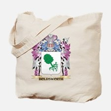Holdsworth Coat of Arms (Family Crest) Tote Bag