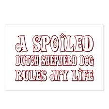 Spoiled Shepherd Postcards (Package of 8)