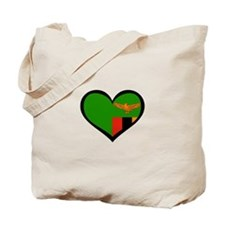 Zambia Love Tote Bag