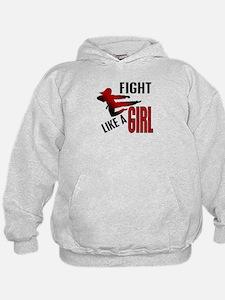 Fight Like a Girl 4.1 Hoodie