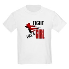 Fight Like a Girl 4.1 T-Shirt