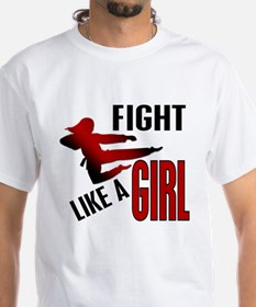 Fight Like a Girl 4.1 Shirt