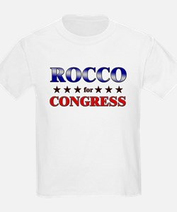 ROCCO for congress T-Shirt