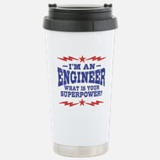 Cool My heart belongs to an electrical engineer Travel Mug