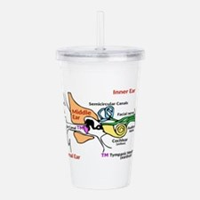 Cool Med student Acrylic Double-wall Tumbler