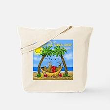 Life's Necessities Tote Bag