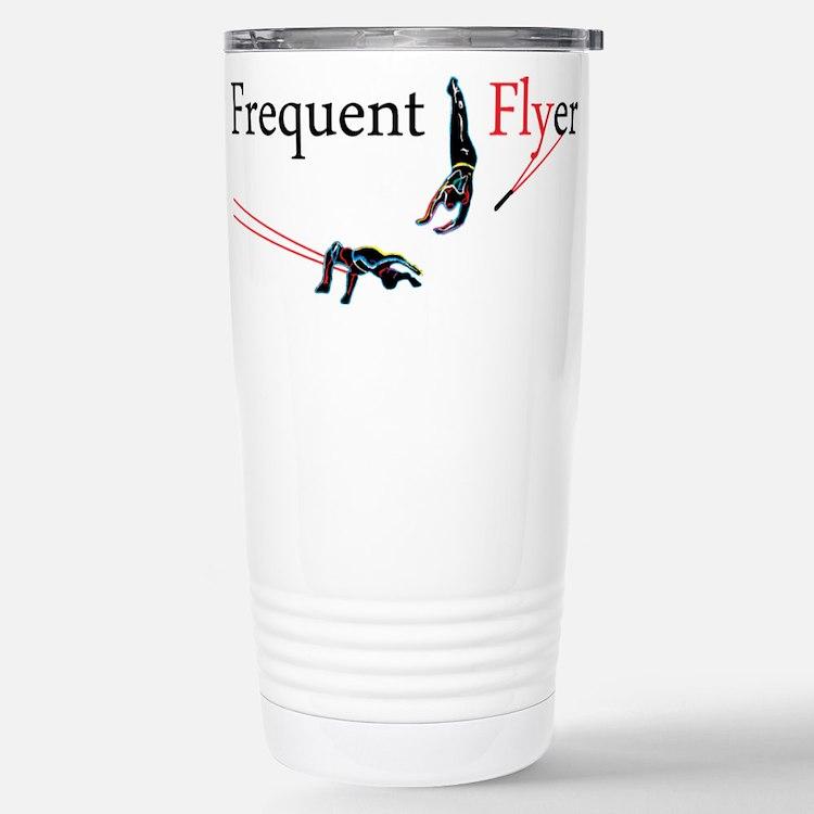 Cute Trapeze Travel Mug