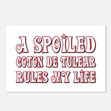 Spoiled Coton Postcards (Package of 8)