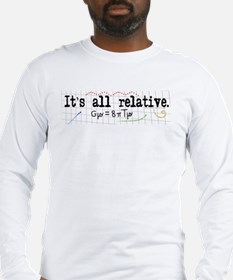 Relativity Long Sleeve T-Shirt