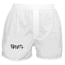 """""""Karate"""" 3 Boxer Shorts"""