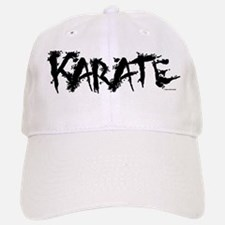 """Karate"" 3 Baseball Baseball Cap"