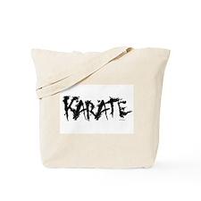"""""""Karate"""" 3 Tote Bag"""