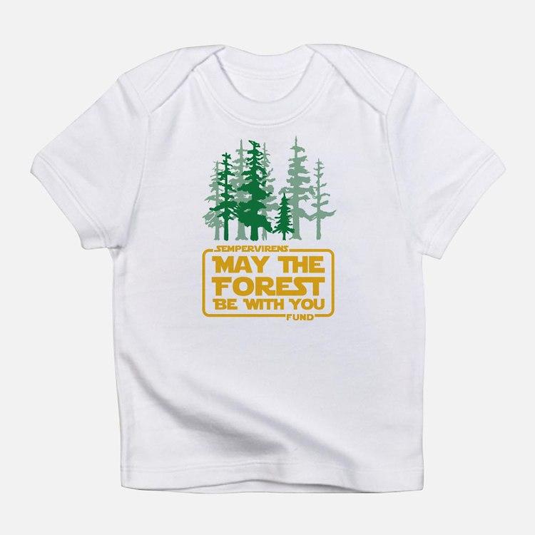 Cute Eco Infant T-Shirt