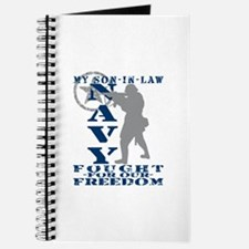 Son-n-Law Fought Freedom - NAVY Journal