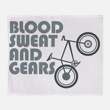 Cute Blood sport Throw Blanket