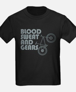 Bike - Blood, Sweat and Gears T-Shirt
