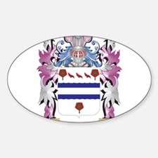 Holman Coat of Arms (Family Crest) Decal