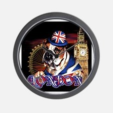 Bulldog LDN 07 Wall Clock