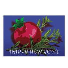 Pomegranate Postcards (Package of 8)
