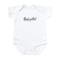 Cute Bakersfield Infant Bodysuit