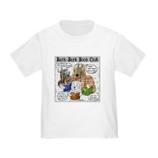 Book Club Dogs T