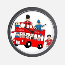 LDN only Bus Tour Wall Clock