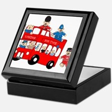 LDN only Bus Tour Keepsake Box