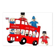 LDN only Bus Tour Postcards (Package of 8)