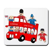 LDN only Bus Tour Mousepad