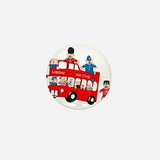 LDN only Bus Tour Mini Button