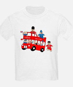 LDN only Bus Tour T-Shirt