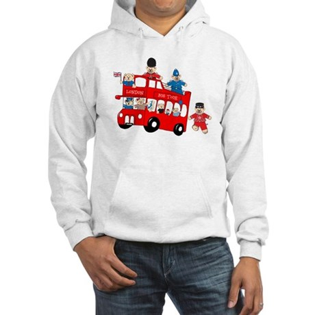 LDN only Bus Tour Hooded Sweatshirt