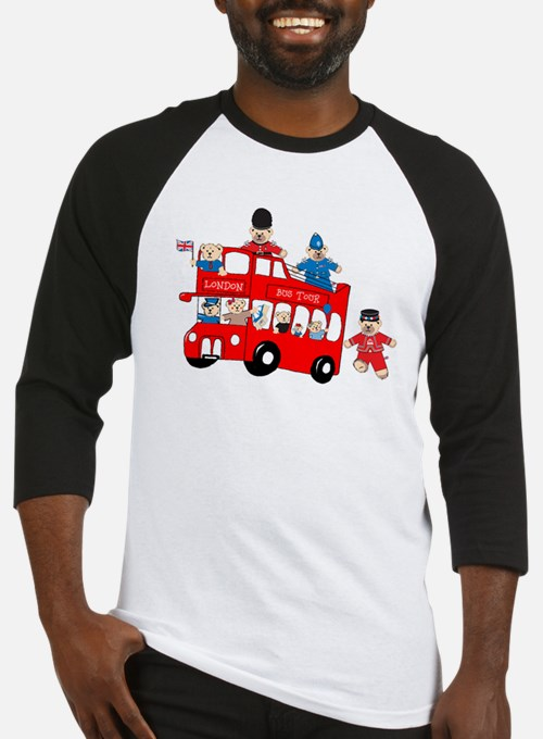 LDN only Bus Tour Baseball Jersey