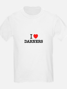 I Love DARNERS T-Shirt