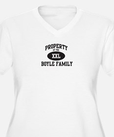 Property of Boyle Family T-Shirt