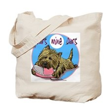 Yours Mine Ours 2 Tote Bag