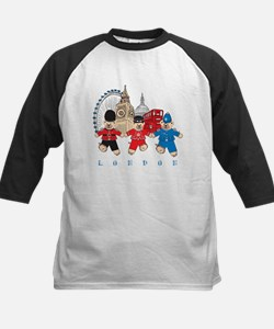 Teddy Holding Hands Tee