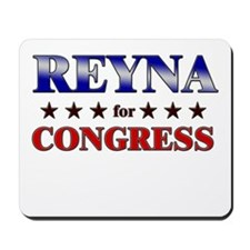 REYNA for congress Mousepad