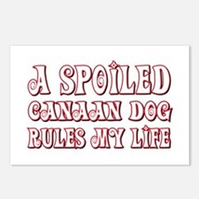 Spoiled Canaan Postcards (Package of 8)