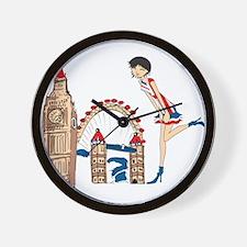 WOW London Wall Clock
