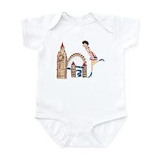 WOW London Infant Bodysuit